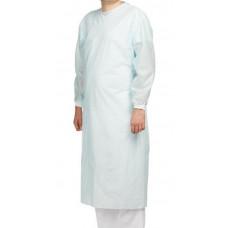 Халат хирургический нестерильный плотность 25 г/м2